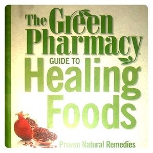 The Green Pharmacy Guide to healing food